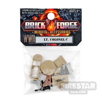 BrickForge Accessory Pack - LT. Colonel