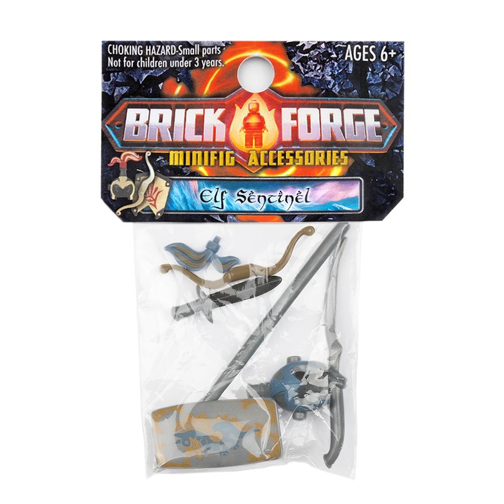 BrickForge Accessory Pack - Elven Sentinel - Dragonfirth