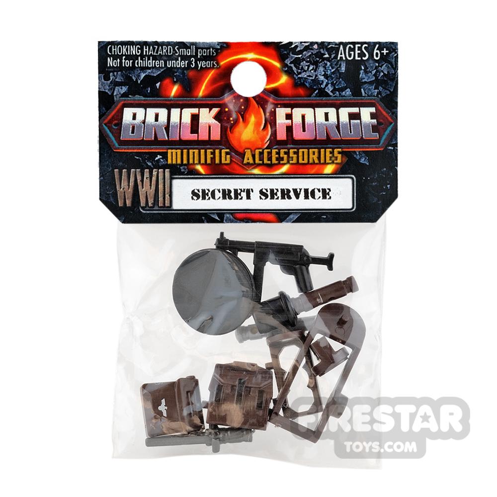 BrickForge Accessory Pack - Secret Service