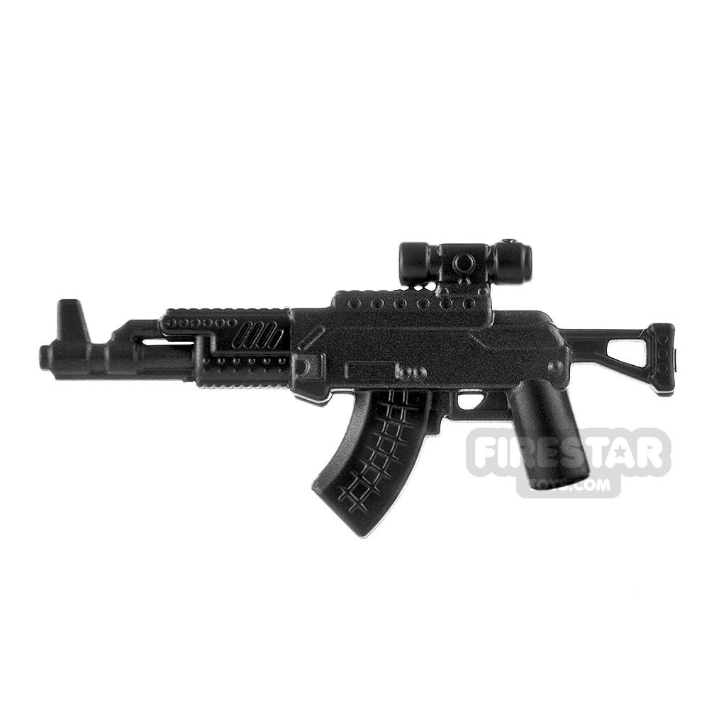 LeYiLeBrick Assault Rifle 1