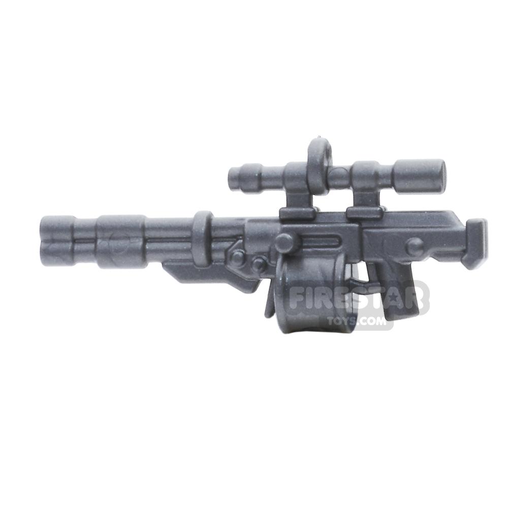 BrickWarriors - Auto Sniper - Steel