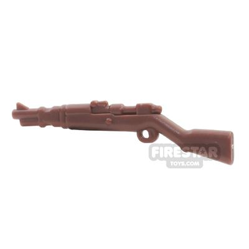 BrickWarriors - German Rifle - Brown