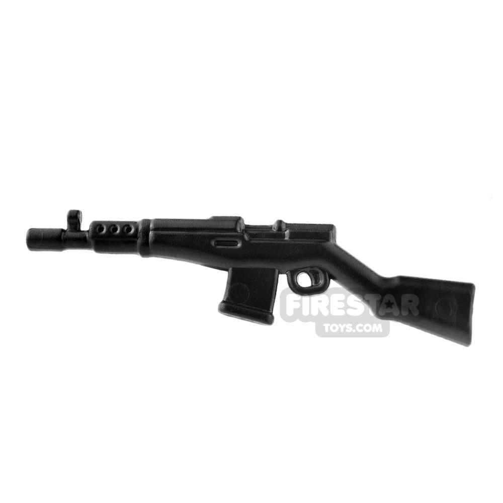 BrickWarriors - Soviet Rifle - Black