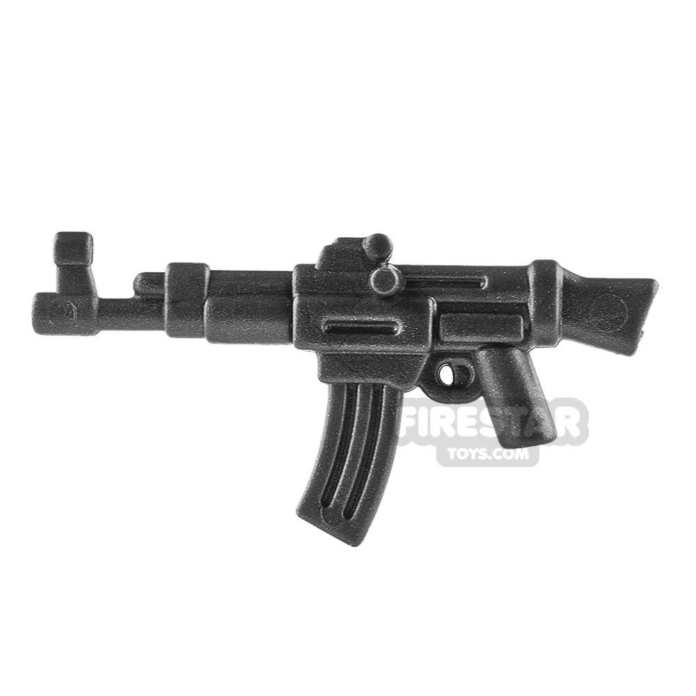 BrickWarriors - German Storm Rifle - Steel