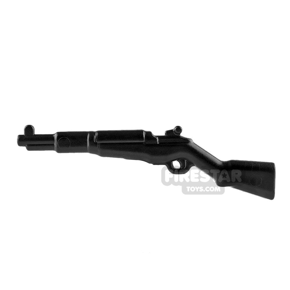 BrickWarriors - US Rifle - Black
