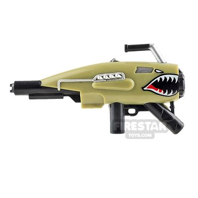 Clone Army Customs Overmold Rocket Launcher Warthog