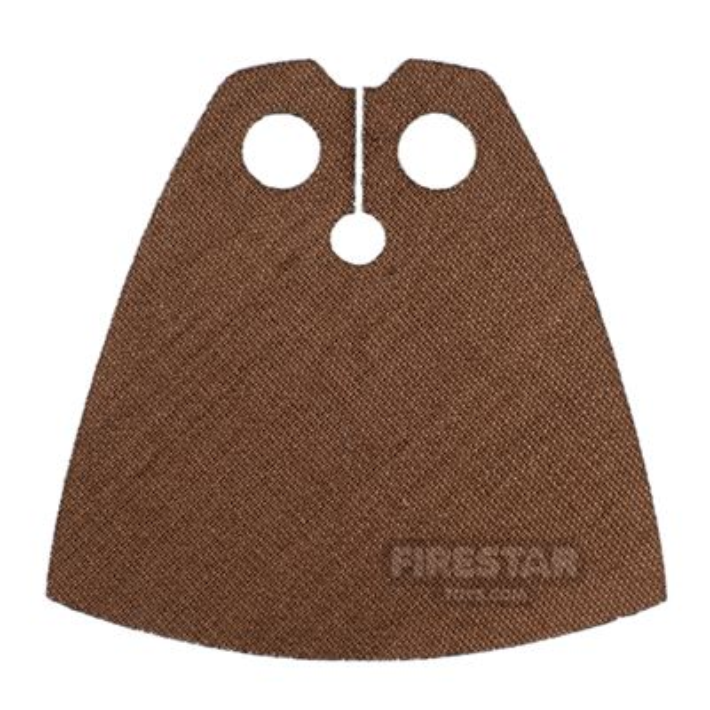 Custom Design Cape - Dark Brown