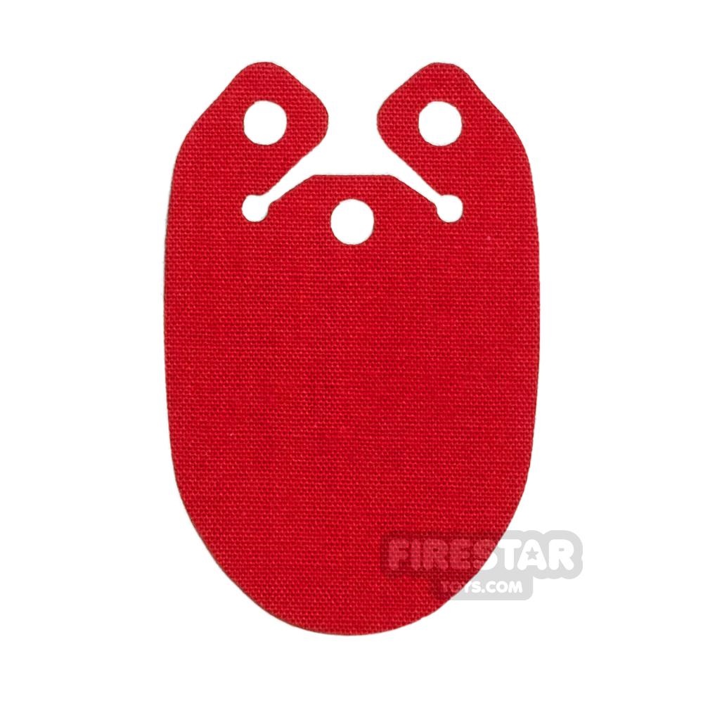 Custom Design Cape - Frozen Anna Cape - Black and Red