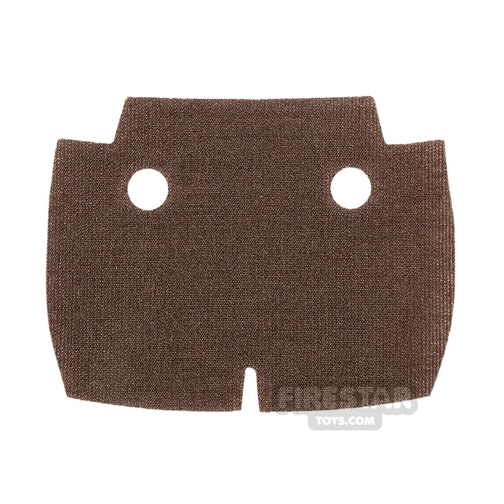 Custom Design Cape - Dress Coat - Brown