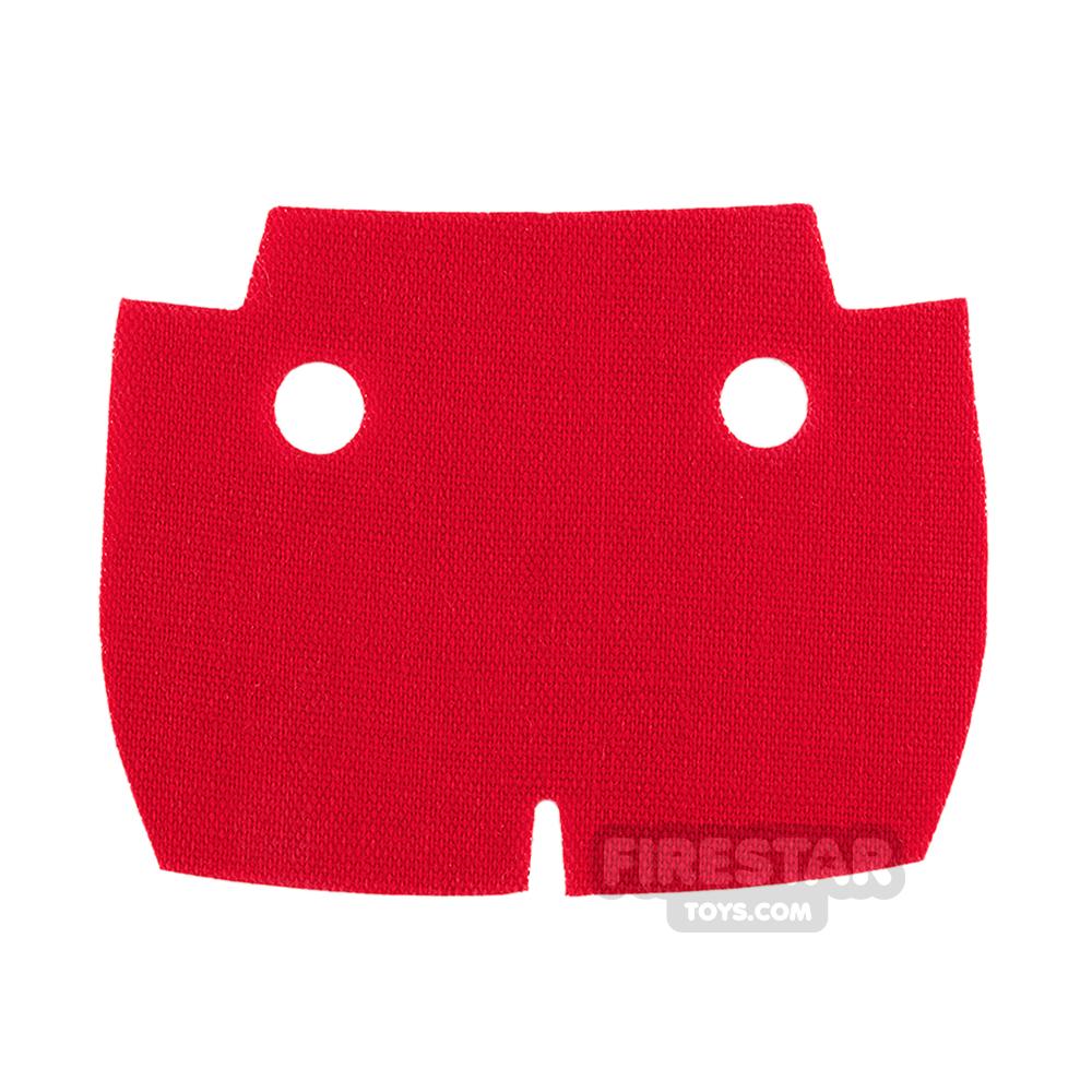Custom Design Cape - Dress Coat - Red