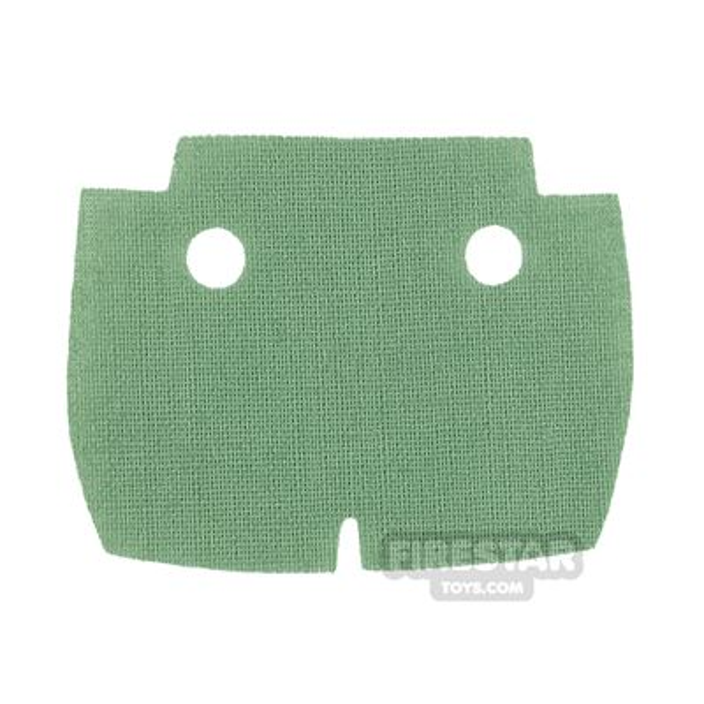 Custom Design Cape - Dress Coat - Sand Green