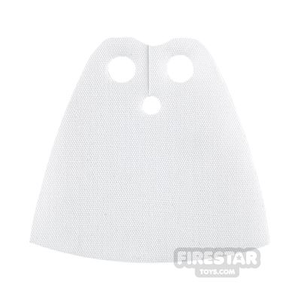 Custom Design Cape - Standard - White