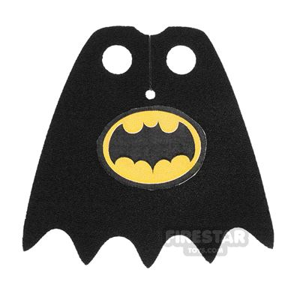Custom Design Cape - Batman - 1966 Logo