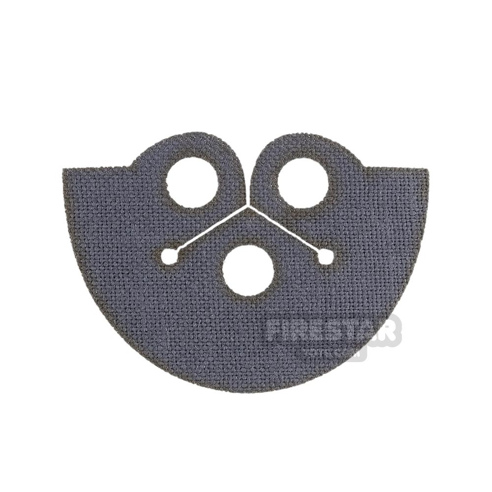 Custom Design Cape - Dress Coat Topper - Dark Blueish Gray