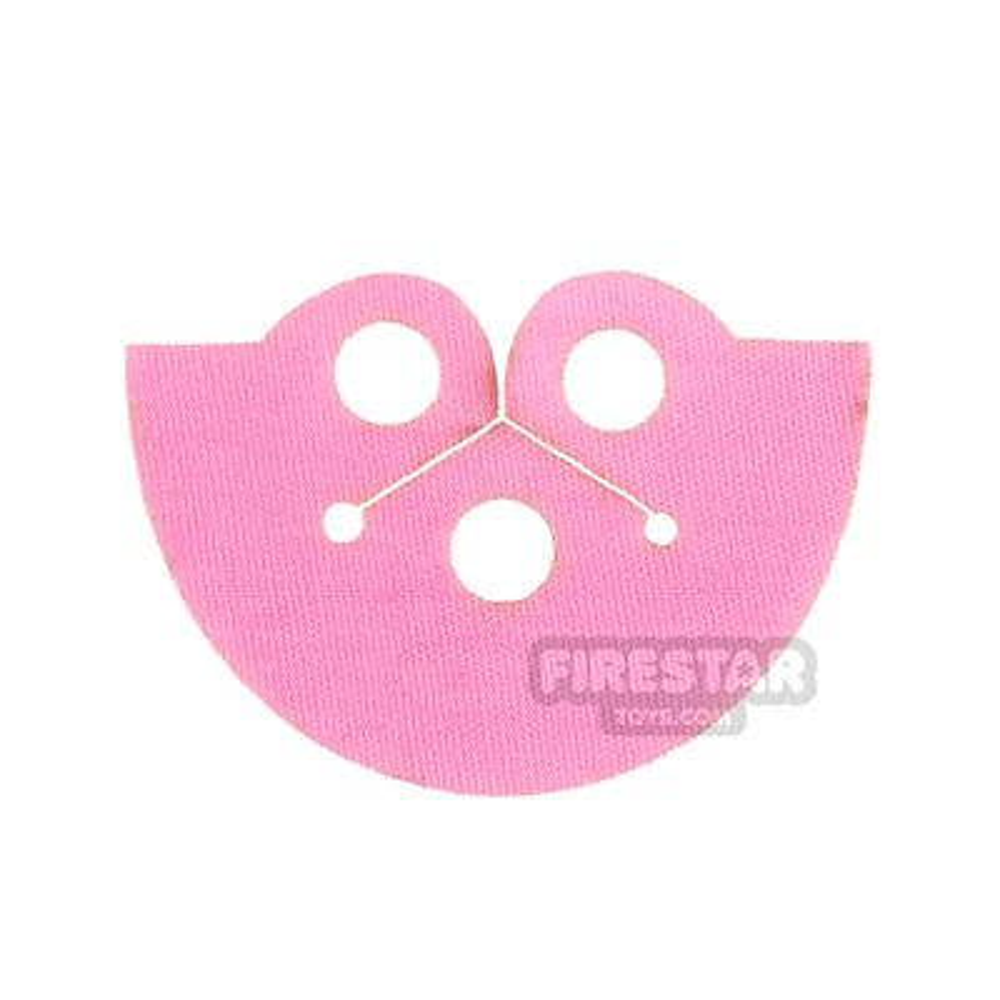 Custom Design Cape - Dress Coat Topper - Pink