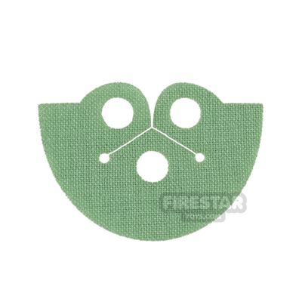 Custom Design Cape - Dress Coat Topper - Sand Green