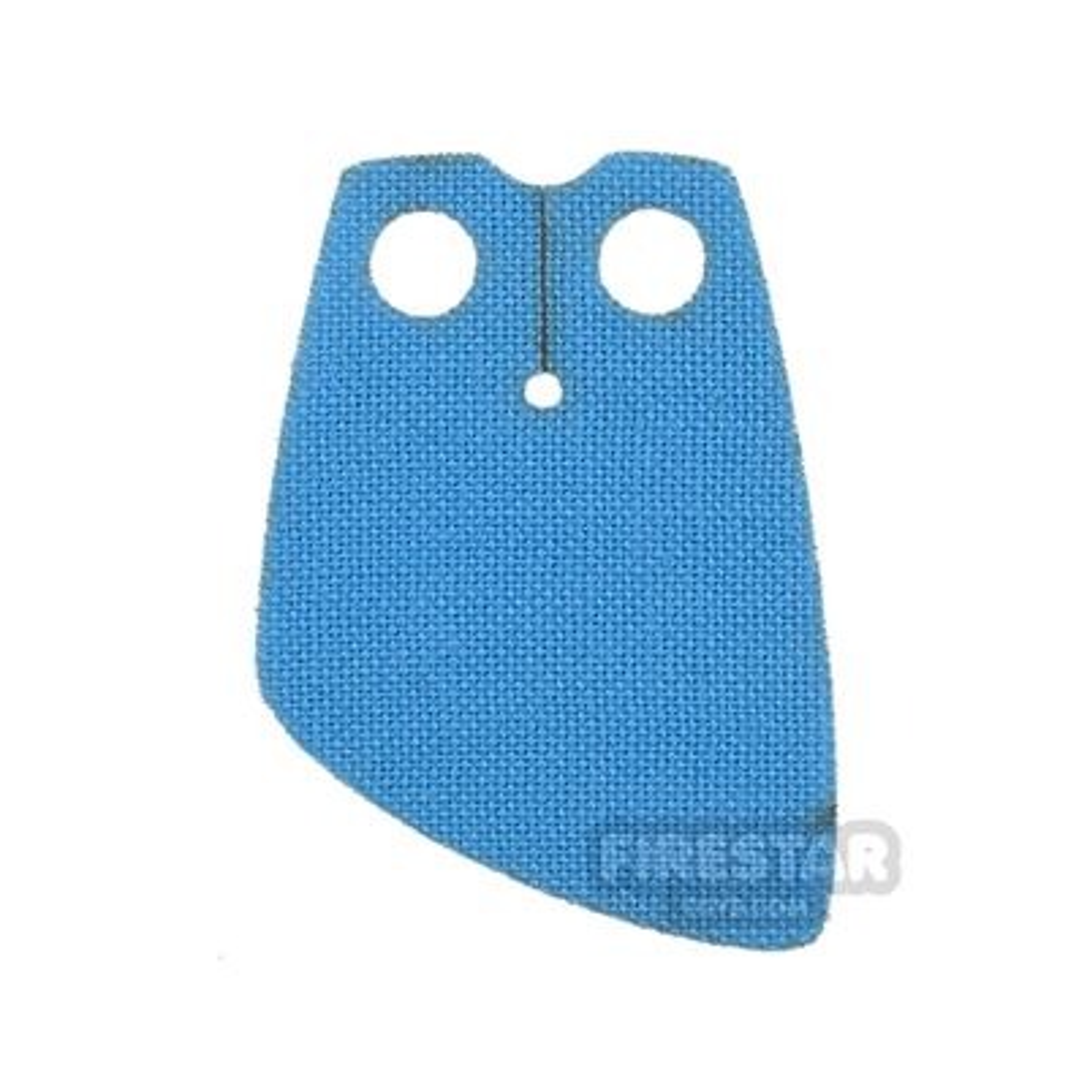 Custom Design Cape - Side Cape - Medium Blue