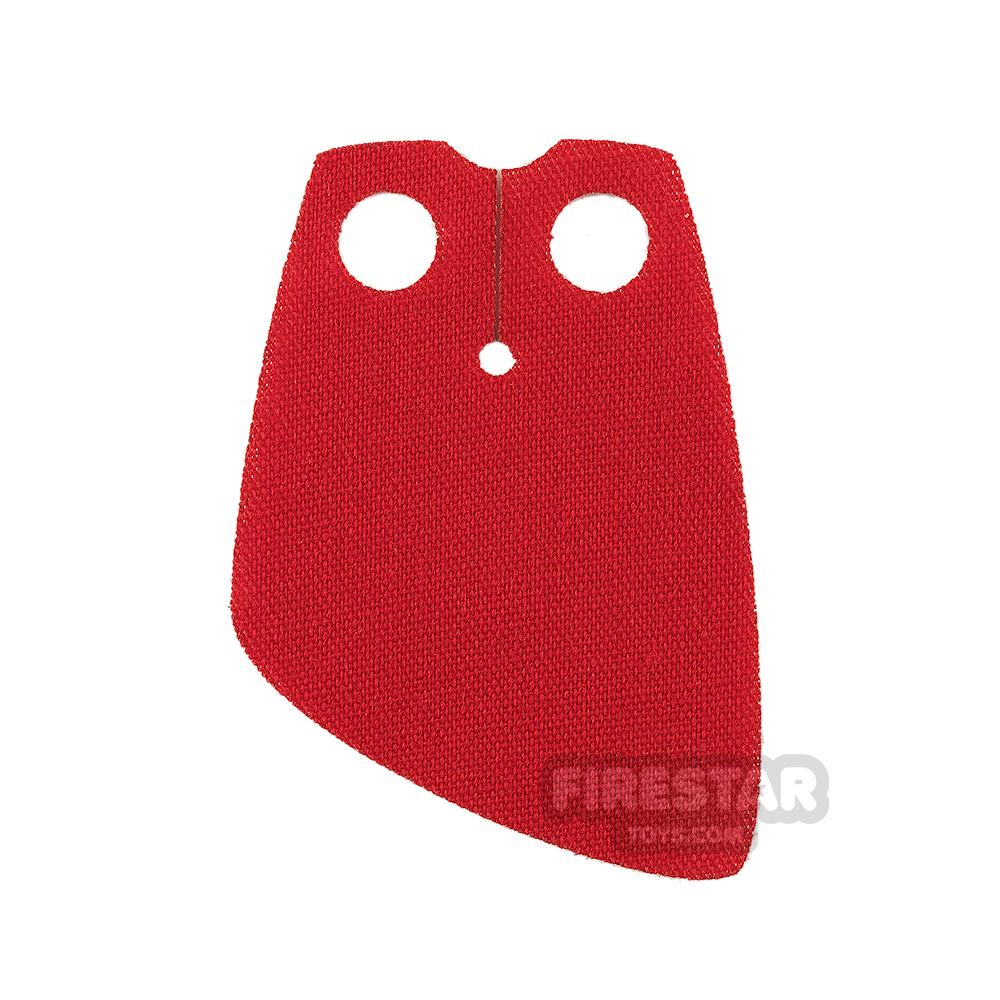 Custom Design Cape - Side Cape - Red
