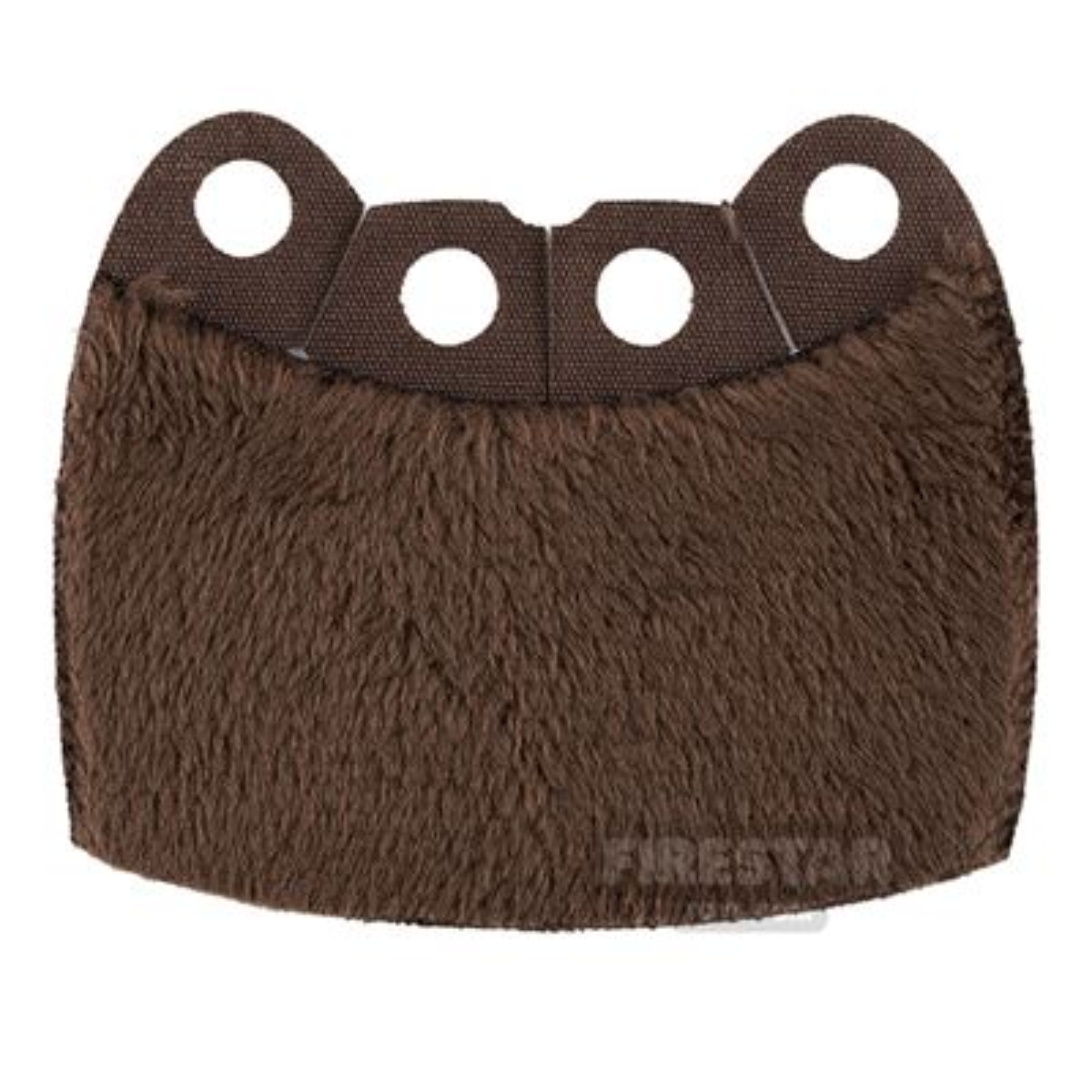 Custom Design Cape - Over Cape - Full Fur - Brown