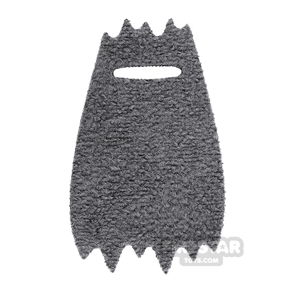 Custom Design Cape - Hun Warrior Cape - Dark Gray
