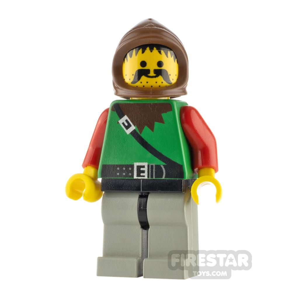 LEGO Castle Dark Forest Forestman 4