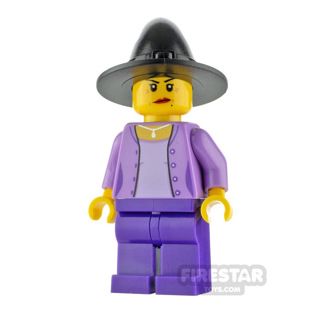 LEGO Castle Witch Lavender Jacket