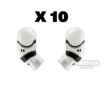 Custom Design Arms First Order Stormtrooper Pair X 10