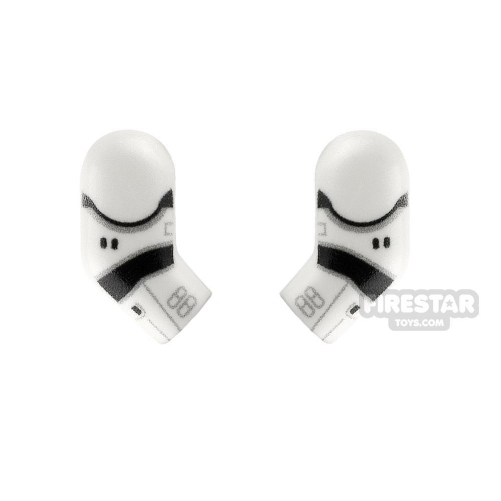 Custom Design Arms First Order Stormtrooper Pair