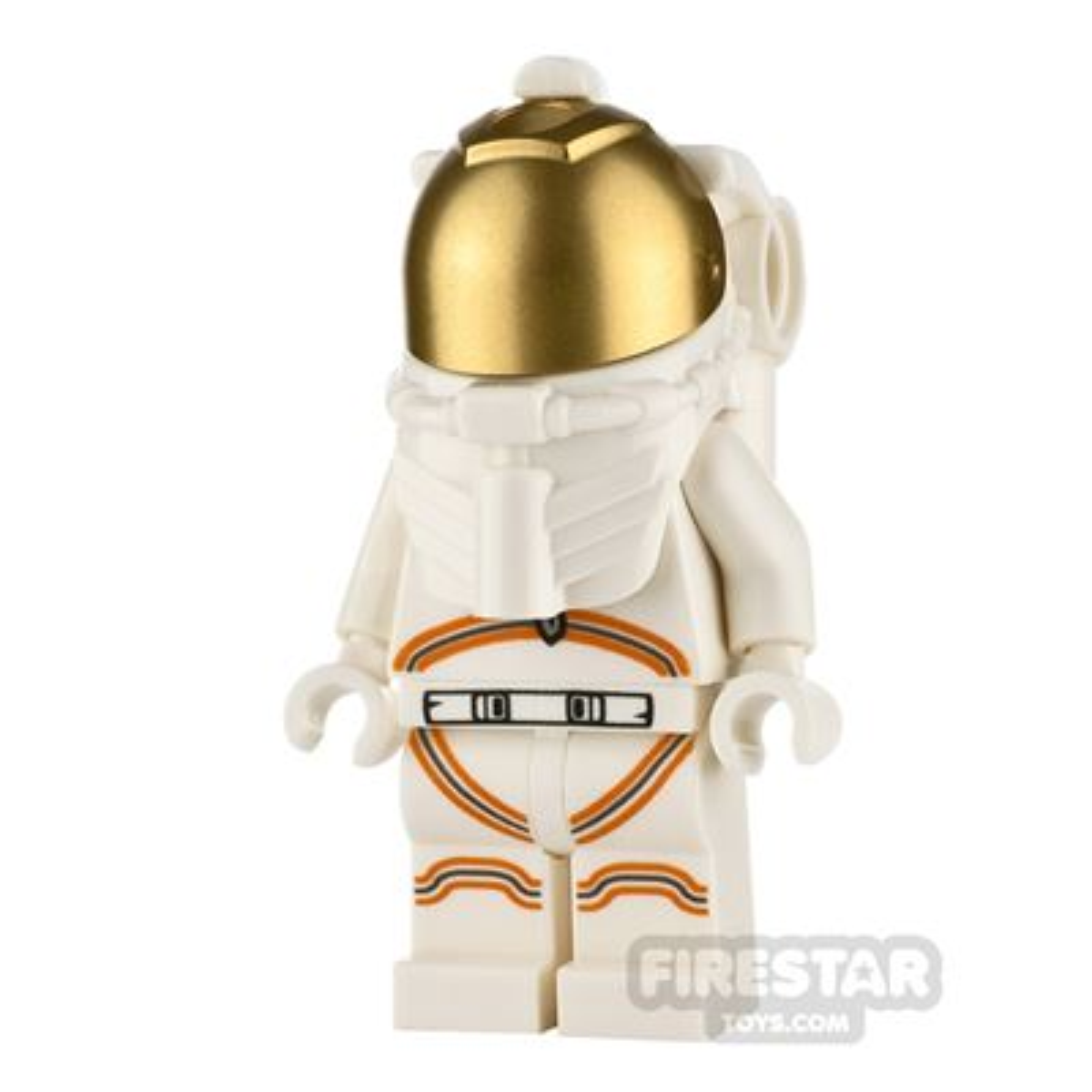 LEGO City Minifigure Astronaut White Spacesuit