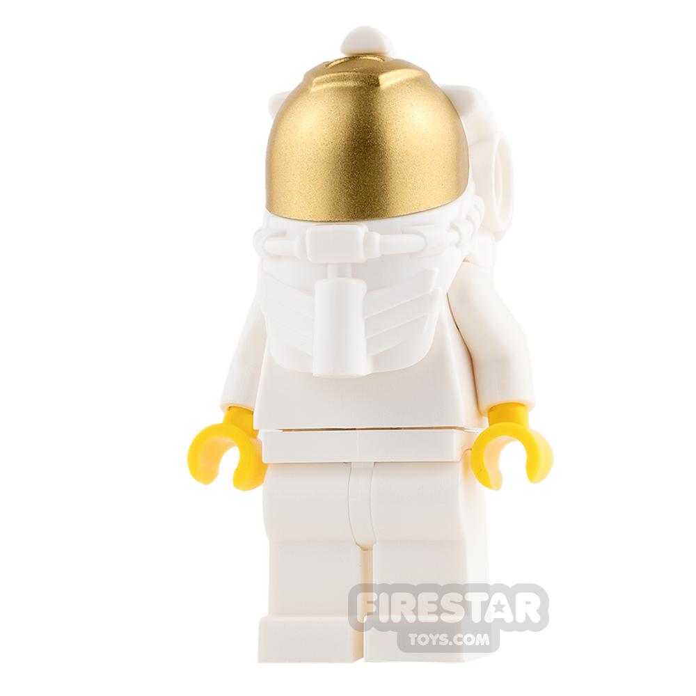 LEGO City Mini Figure - Astronaut - Female