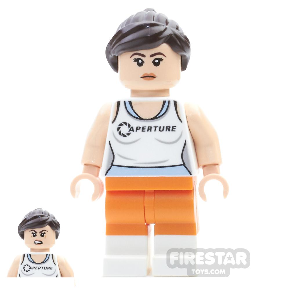 LEGO Dimensions Mini Figure - Portal - Chell