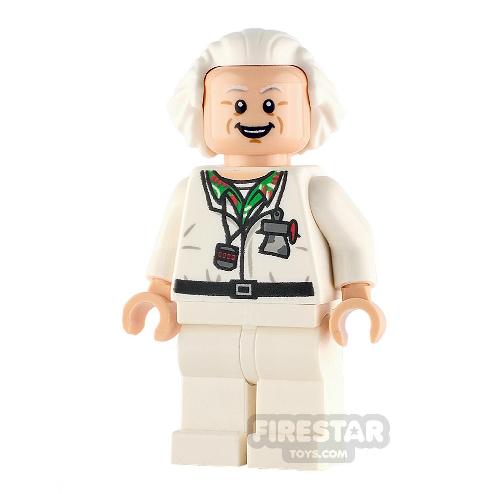 LEGO Dimensions Minifigure Doc Brown