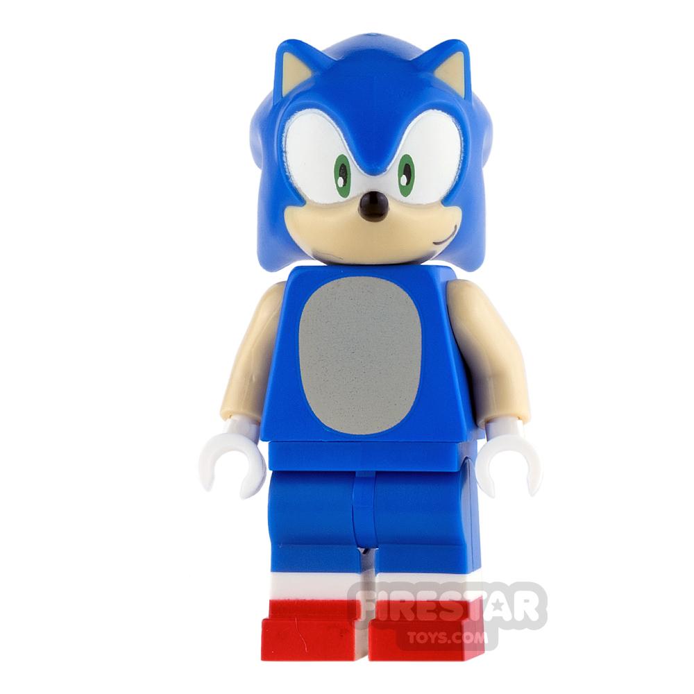 LEGO Dimensions Mini Figure - Sonic the Hedgehog