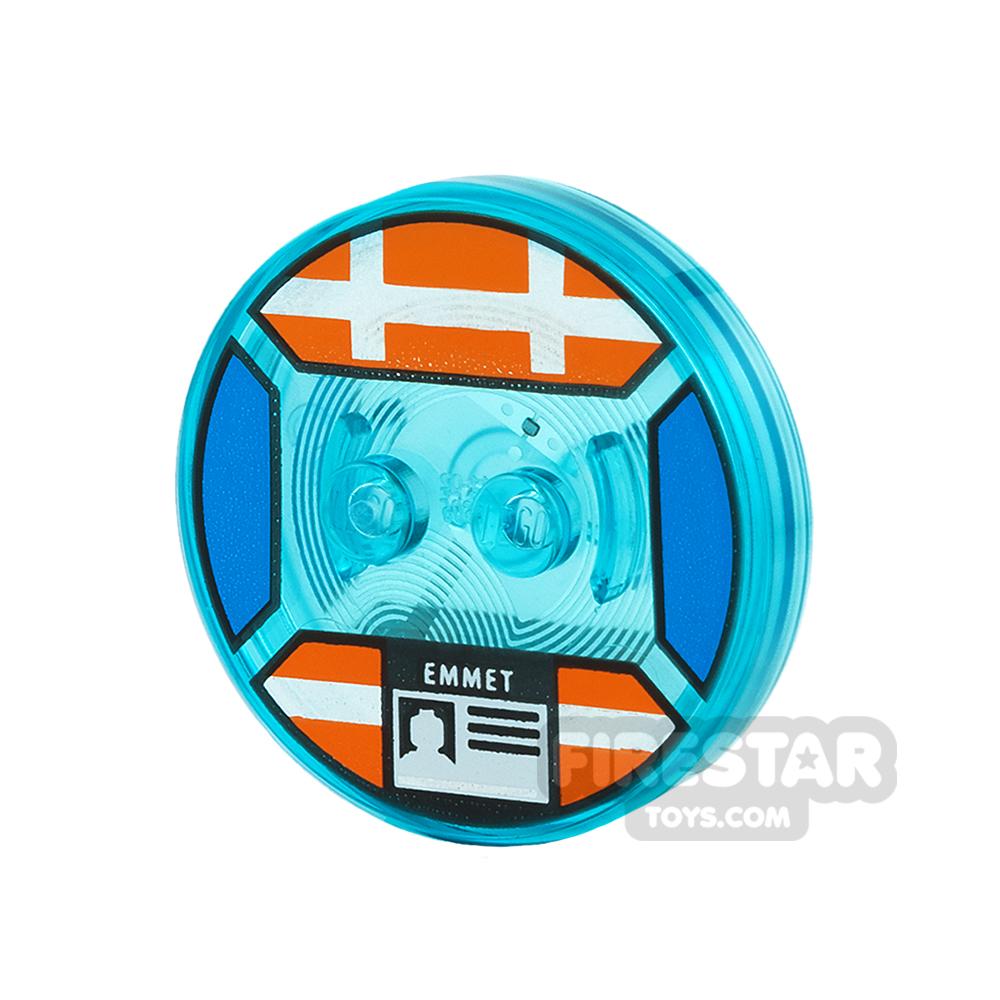 LEGO Dimensions Toy Tag - Emmet