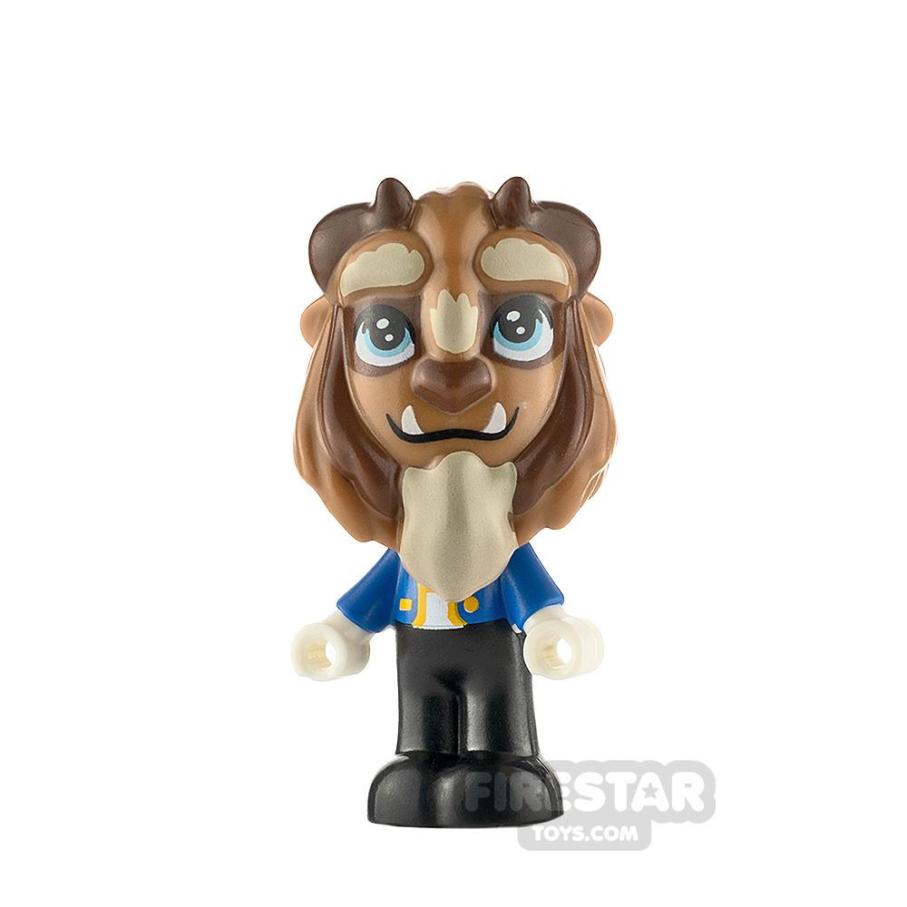 LEGO Disney Princess Minifigure Micro Doll Beast / Prince Adam