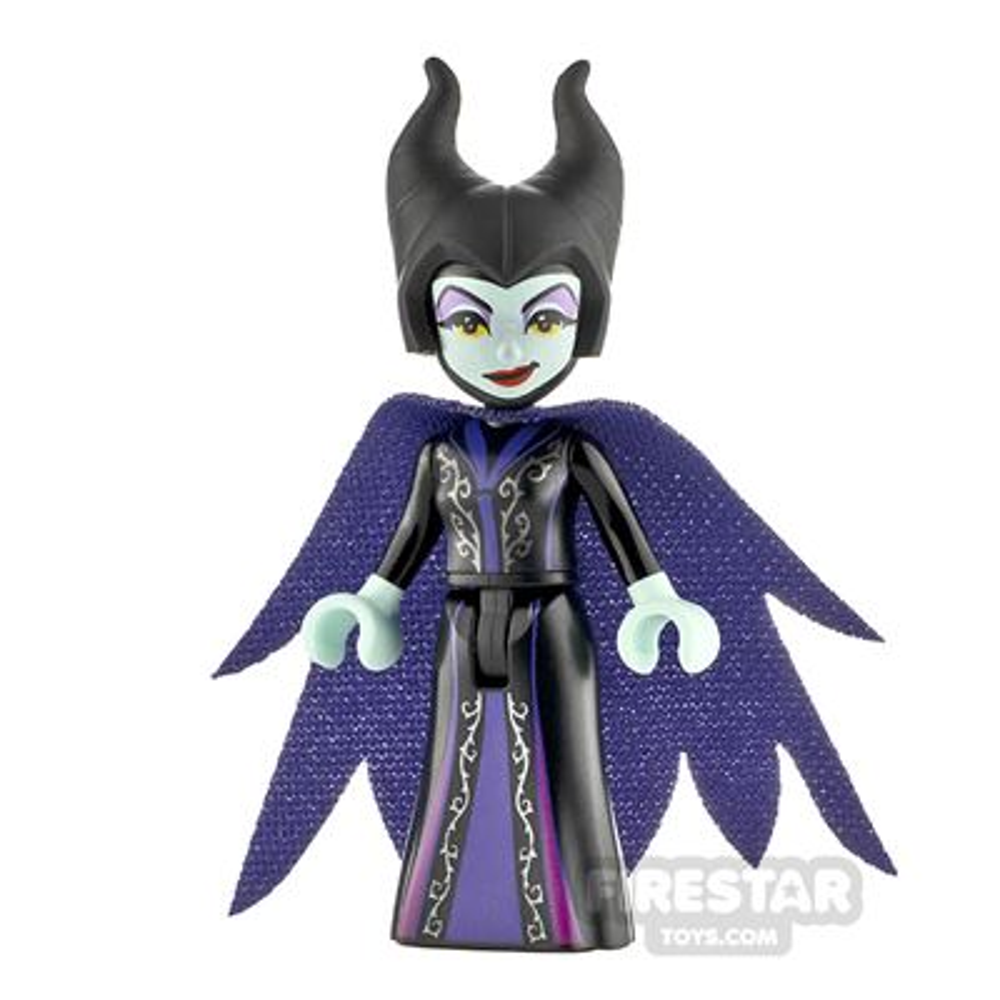 LEGO Disney Princess Minifigure Maleficent Filigree Dress