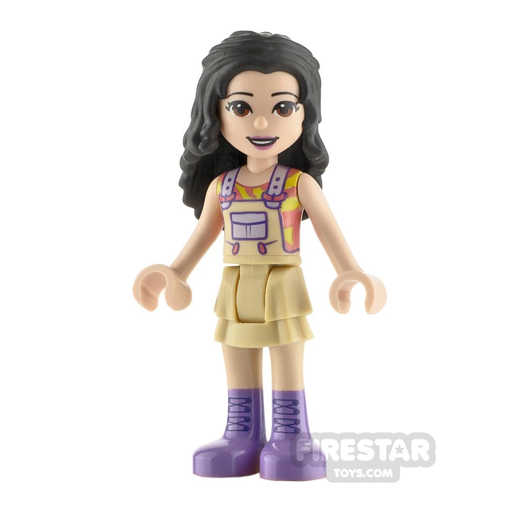 LEGO Friends Minifigure Emma Dress with Straps