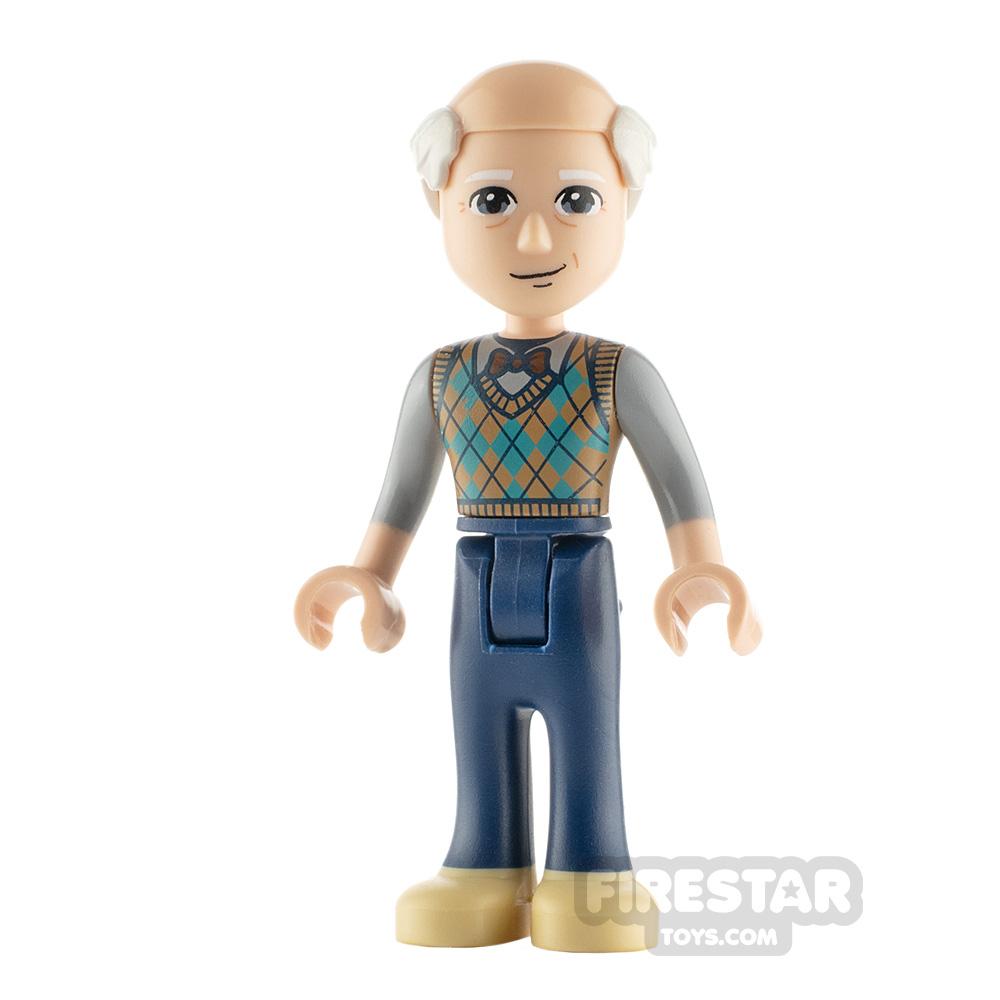 LEGO Friends Minifigure Marcel