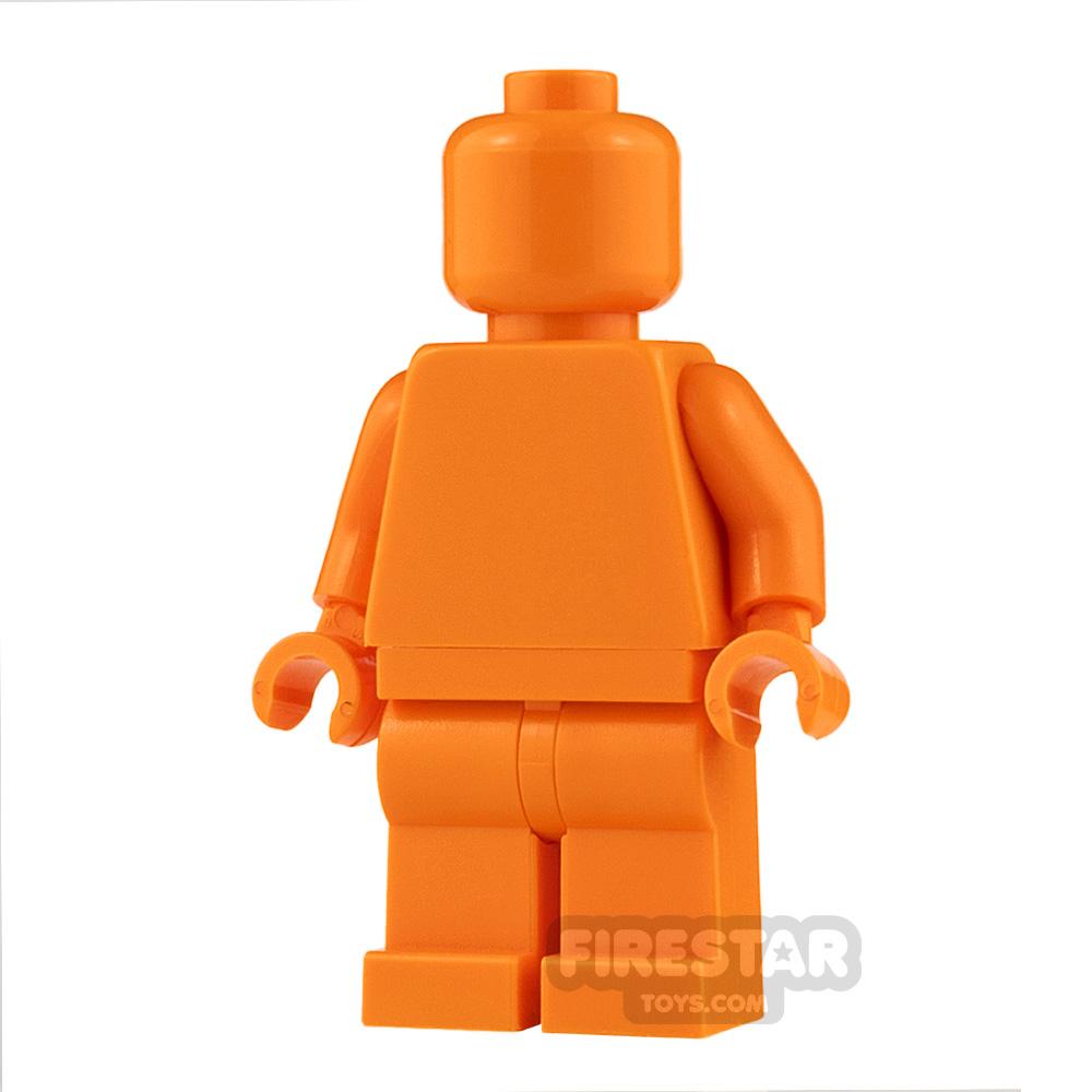 Monofigures Plain Orange
