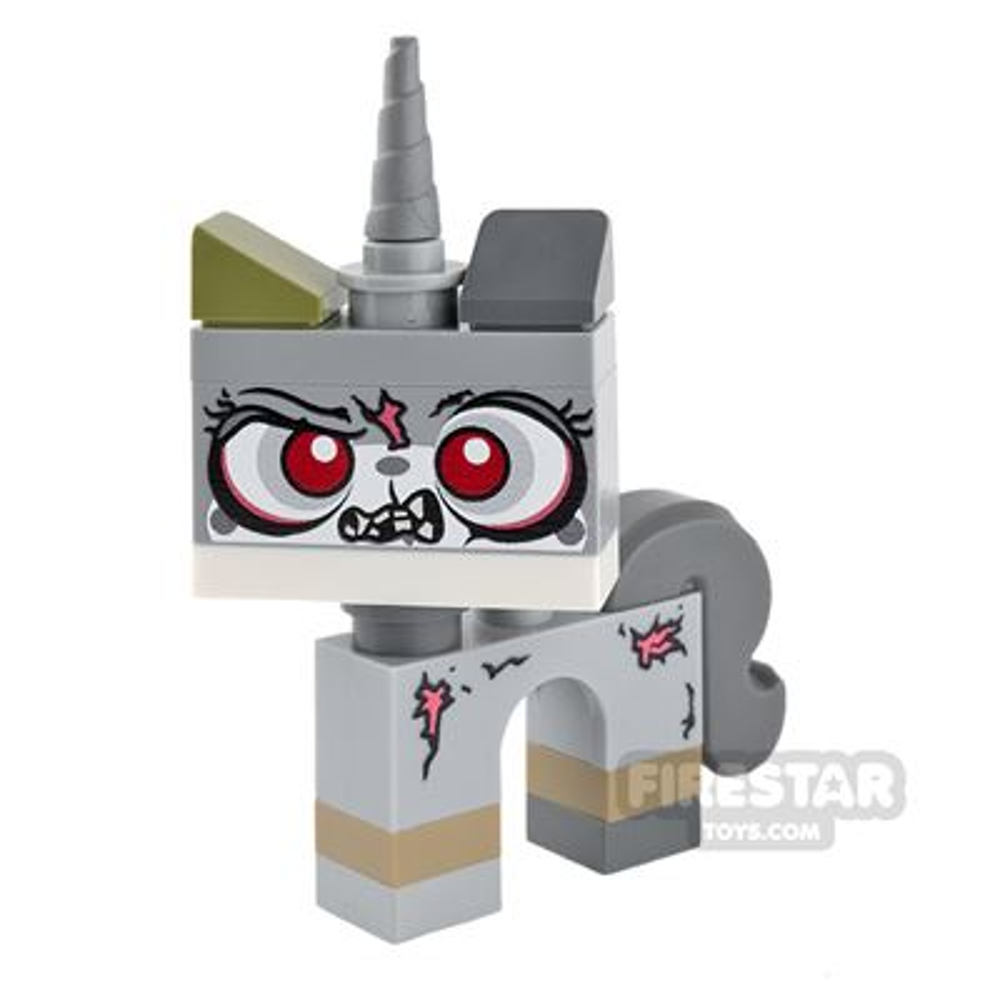 Custom Design Mini Figure - Zombie Kitty