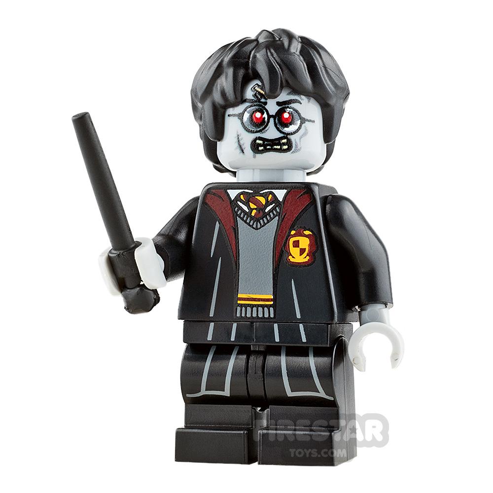 Custom Design Mini Figure - The Boy Who Died - Harry Rotter