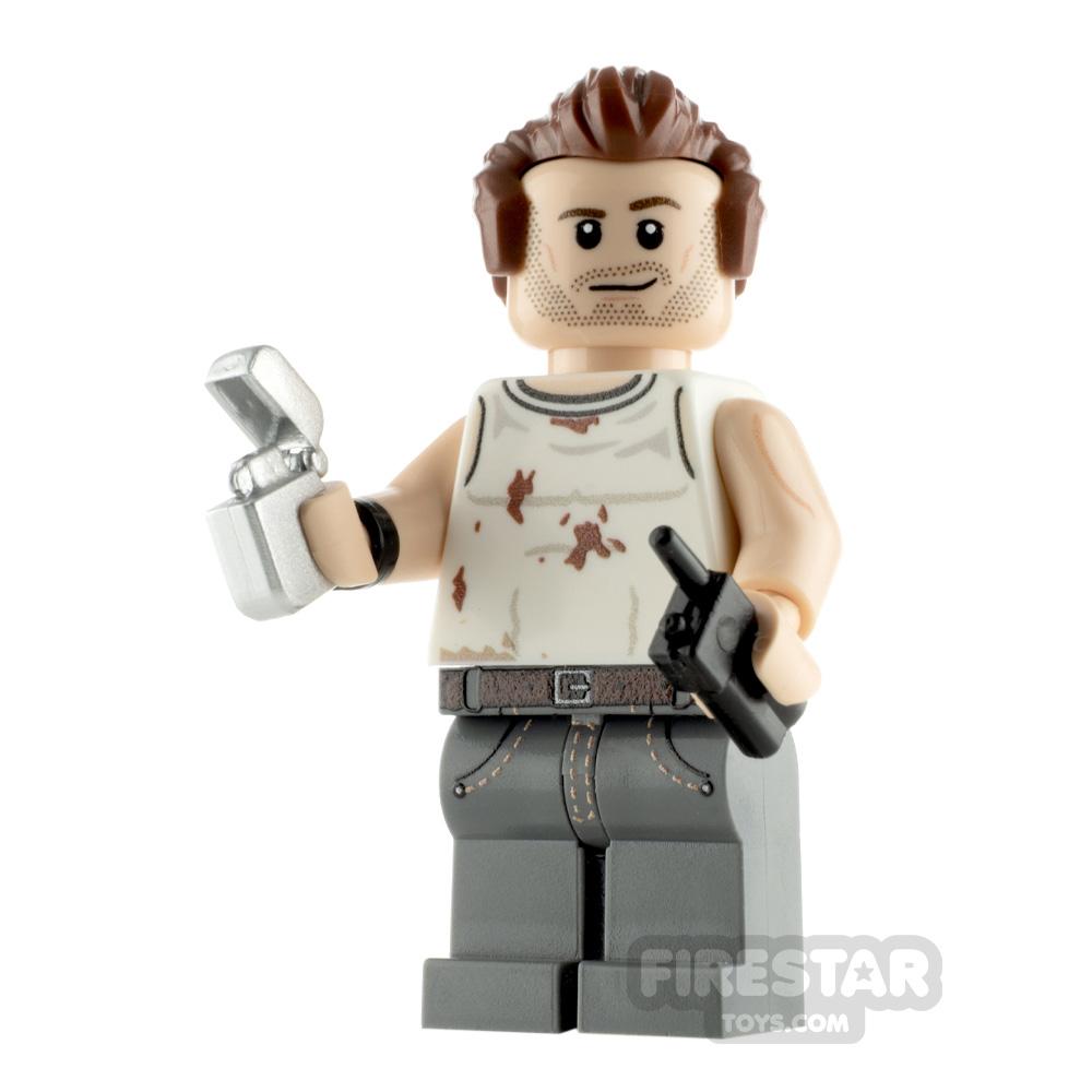 Custom Minifigure John McClane