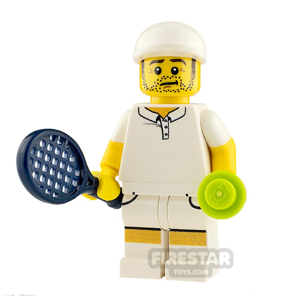 Custom Minifigure Andy Murray