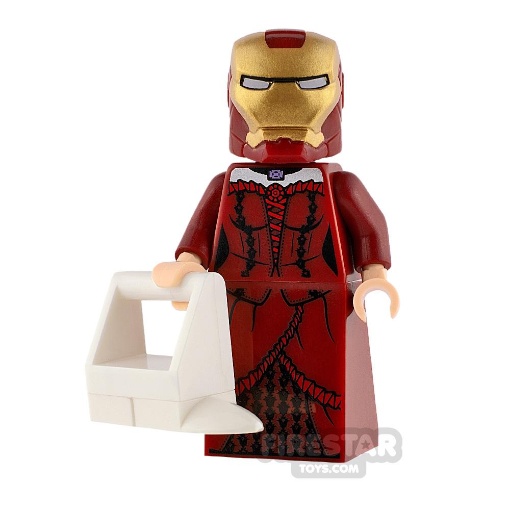 Custom Minifigure Iron Maiden