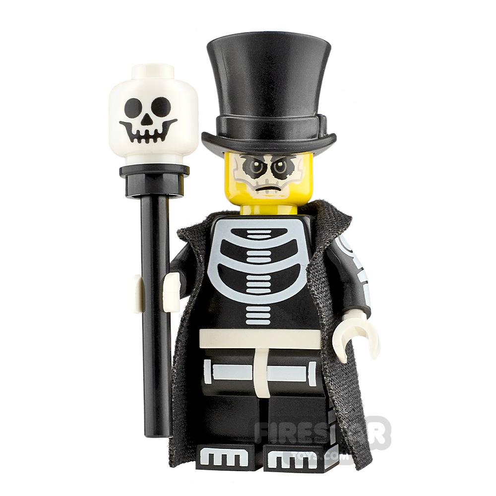 Custom Minifigure Voodoo Witch Doctor Male