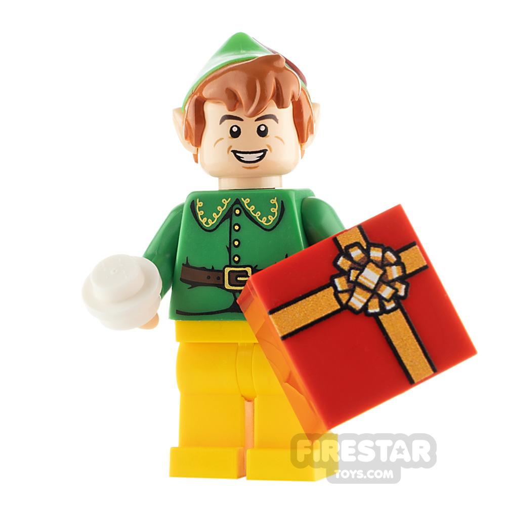 Custom Minifigure Friendly Elf
