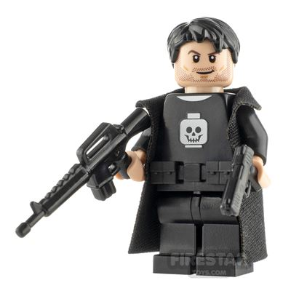 Custom Minifigure The Punisher