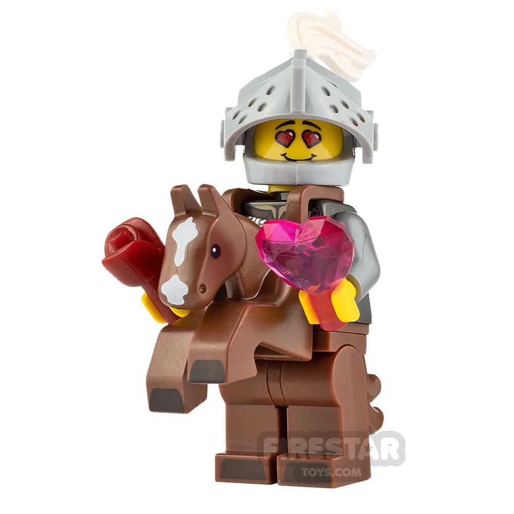 Custom Minifigure Knight in Shining Armour Male