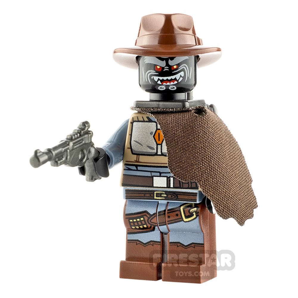 Custom Minifigure SW Galactic Outlaw