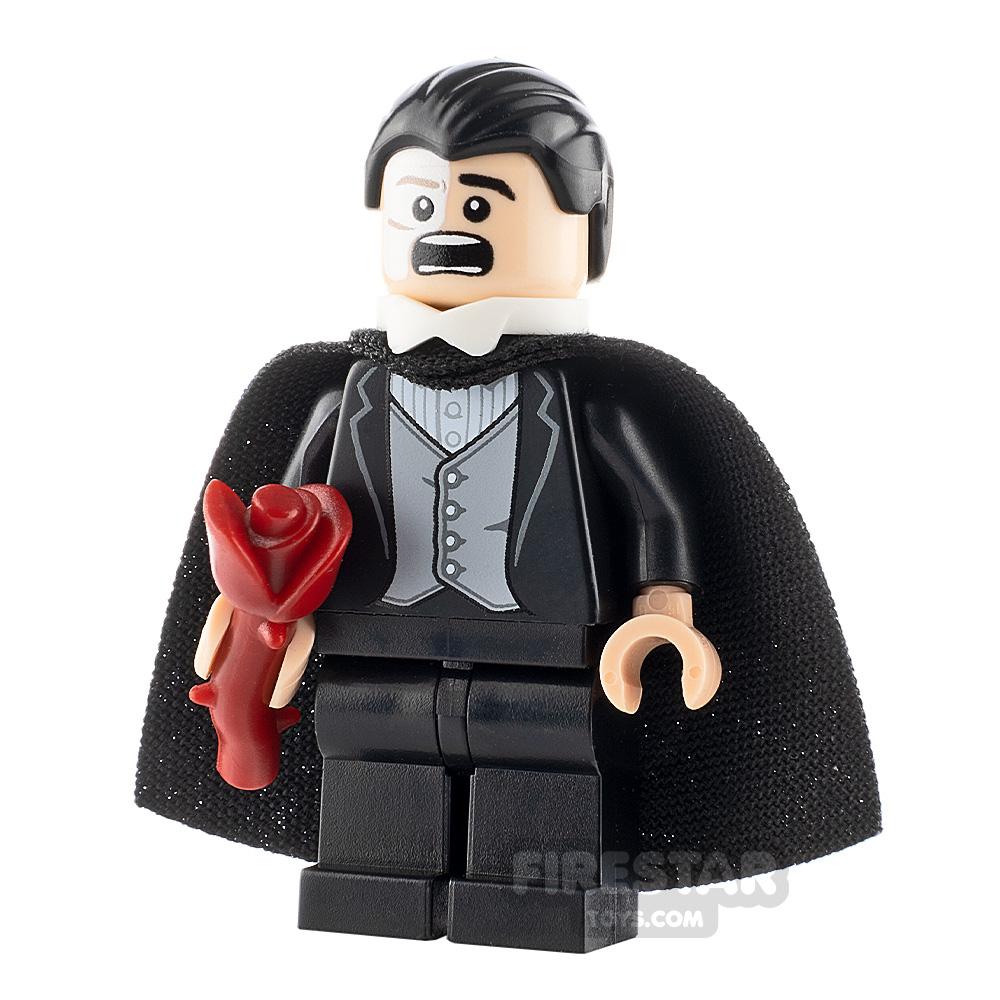 Custom Minifigure Phantom of the Opera
